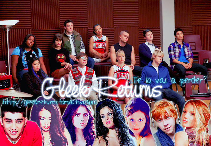 Gleek Returns
