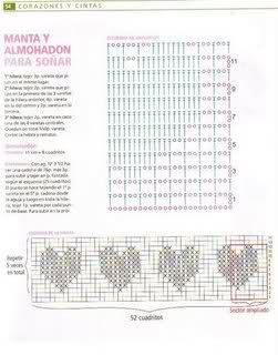 patrones - Patrones de Mantitas para bebés (Tejidas a crochet para Marijou) 23iatj9
