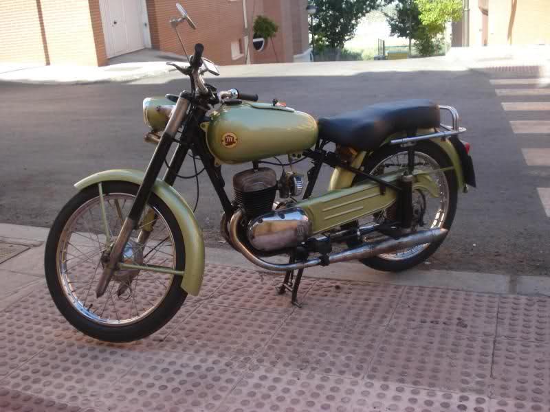 """Mi Montesa Brio 81 de 1958. 125cc """"La Trucha"""" 24c7ho8"""