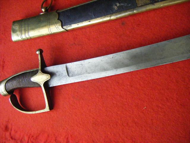 sabre d'officier de chasseurs à cheval du modèle 1790 ou 1792. 24eyvlw