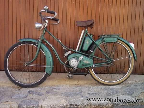 Ciclomotor por CIC 24myrfn