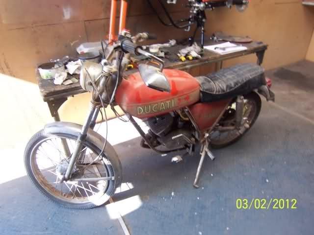 senda - Ducati Senda 50TT 2873b69