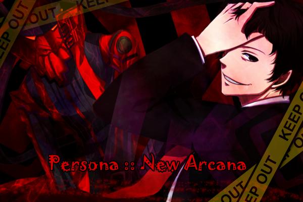Persona New Arcana 29vax3r