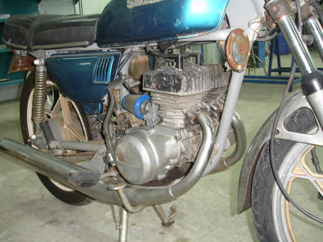 Proyecto Suzuki 125 GP 29vhr90