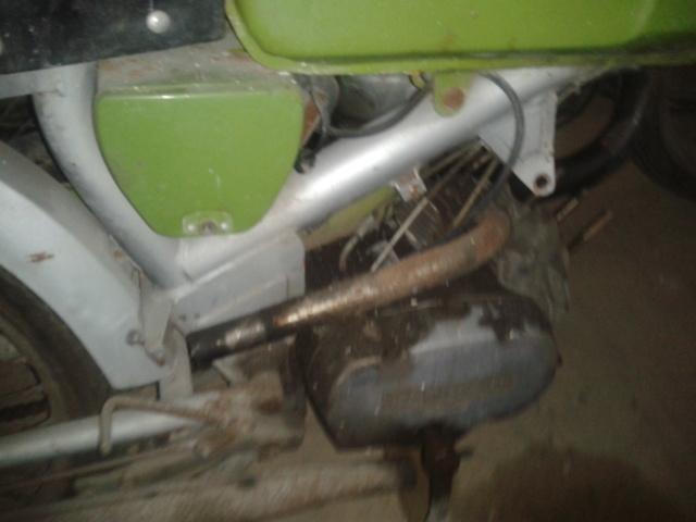 Ciclomotor Jumarba 29wslrq
