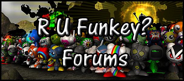 RU Funkey? forum