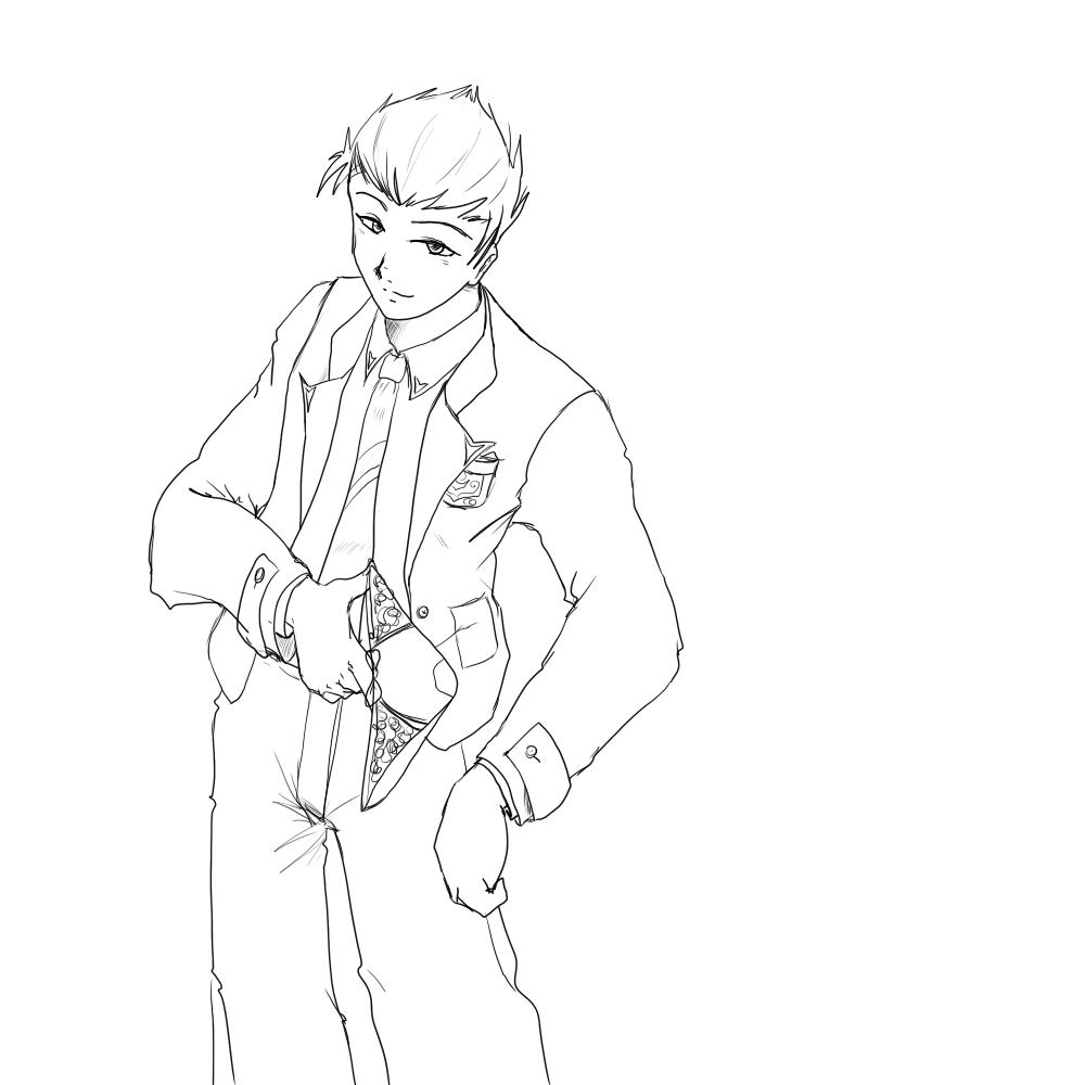 dibujos varios - kei 2d7en11