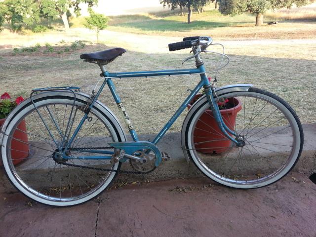 Bicicleta BH y Terrot 2gsr8nk