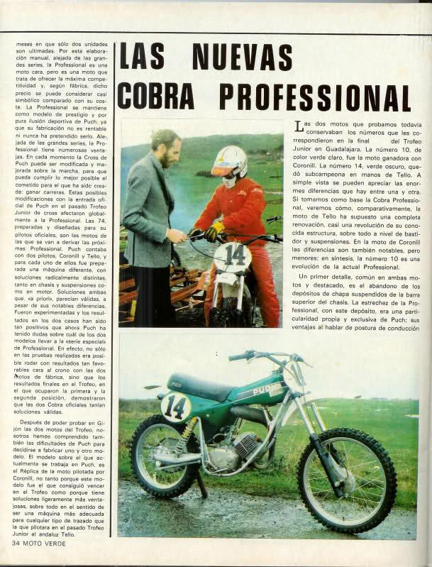 Puch Cobra Tello - La Gran Desconocida 2hcdt82