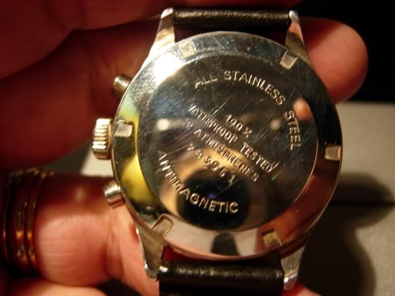 chrono LIP année 60 NOS -présentation- 2hhg86b