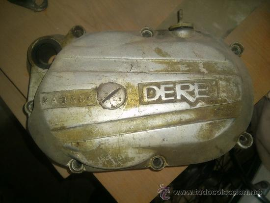 Motores Derbi GT-4V diferentes 2je72hy