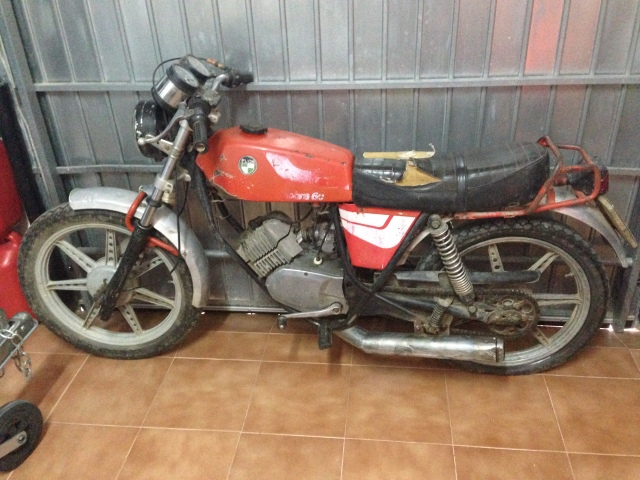 Puch Cobra 6C - Moi Max 2ltswv6