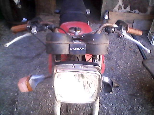 Ducati Strada 250 1979 2m3p4yu