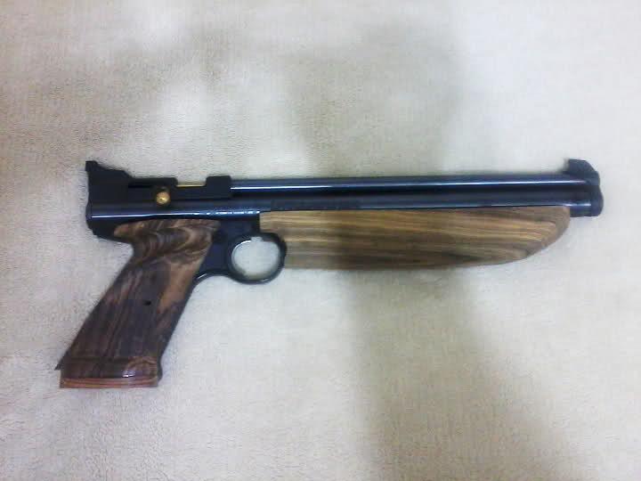 Pistola Crosman 1377 2na2169