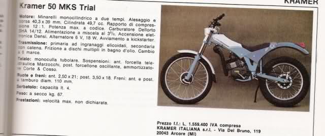 Montesa Cota 50 ¡Minarelli! 2ng54pj