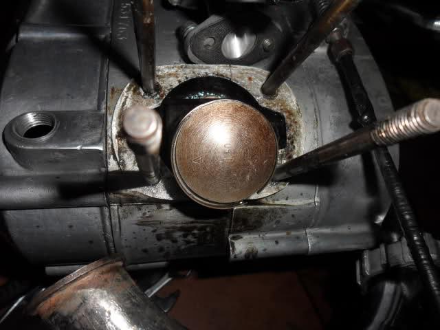 Problemas con arranque motor 2nun1on
