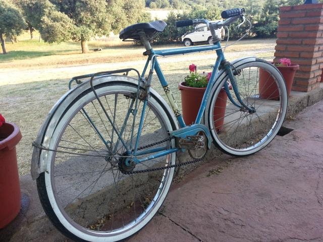Bicicleta BH y Terrot 2pqpekp