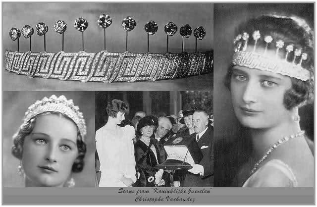 Joyas de la Familia Real Belga 2qwo768