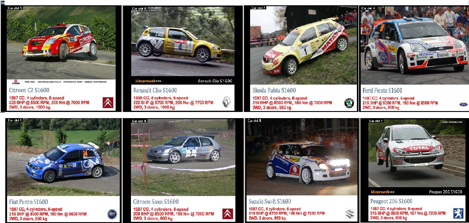 Formación de Equipos y elección de coches  2rhp4wl