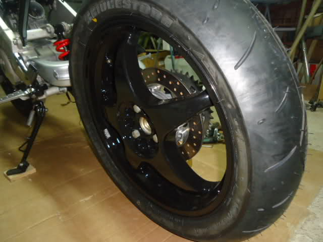 Mi Aprilia Futura 125 Sport Pro 2rrv682