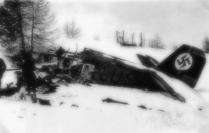 Ju 52 D-ALUS crash à Roubion (06) Fev 1939 2s9y51i