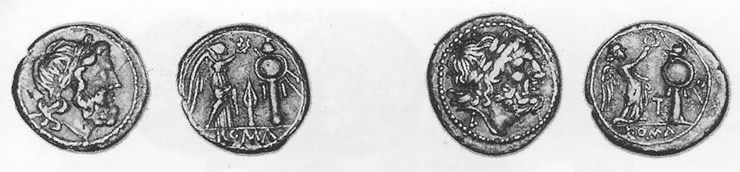 EGNATULEIA(97 avant J.-C.) Caius Egnatulieus Quinaire 2ue4k8y