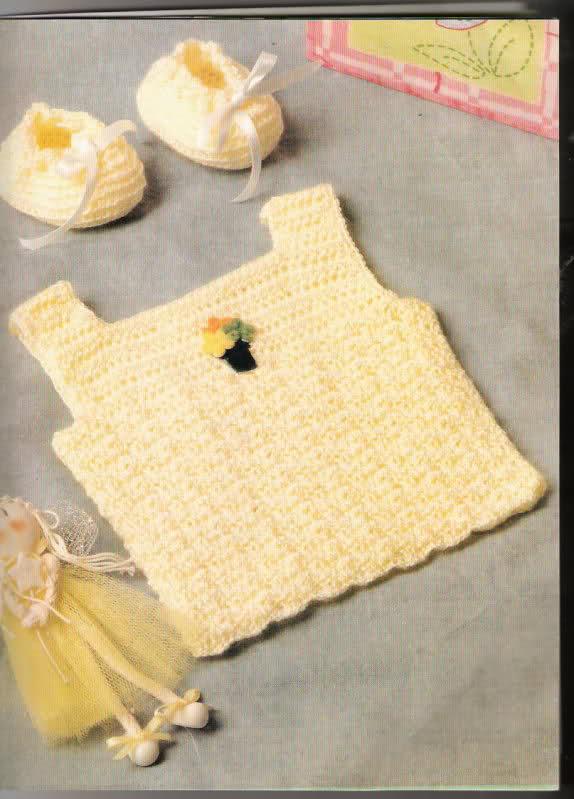 Camisetitas y bombachos para bebés para el verano (lomargo) 2v86ej5