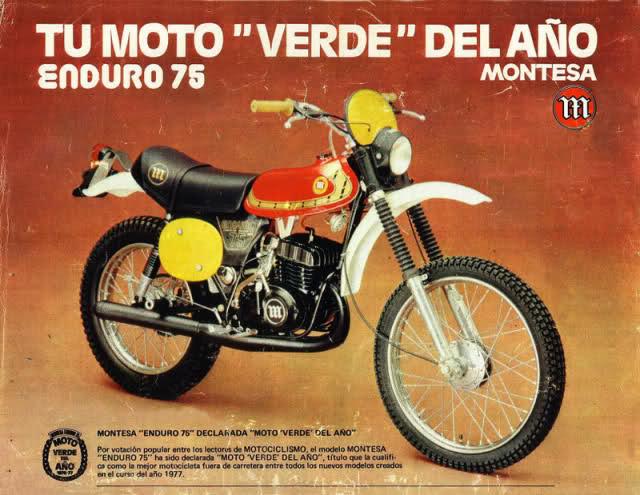 Montesa  Enduro 75 2yx2lpc