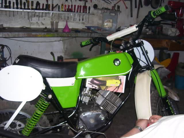 Puch Cobra Réplica Coronil - ManaPuch 30250kw