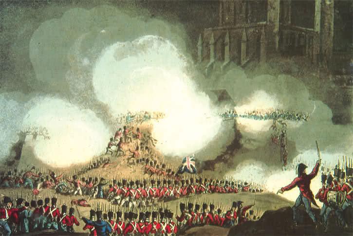 Invasiones Inglesas al Río de la Plata 3310gth