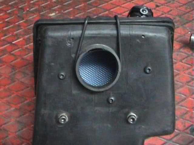 ¿Función de la caja del filtro de aire? 33djh8y