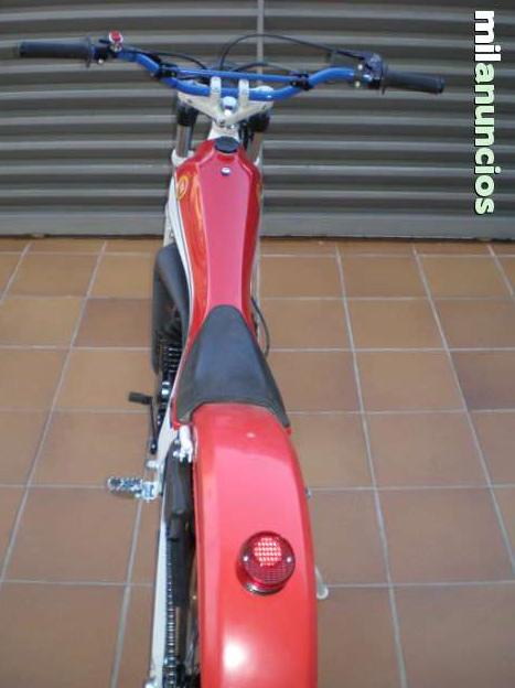 Montesa Cota 50 ¡Minarelli! 343rxch