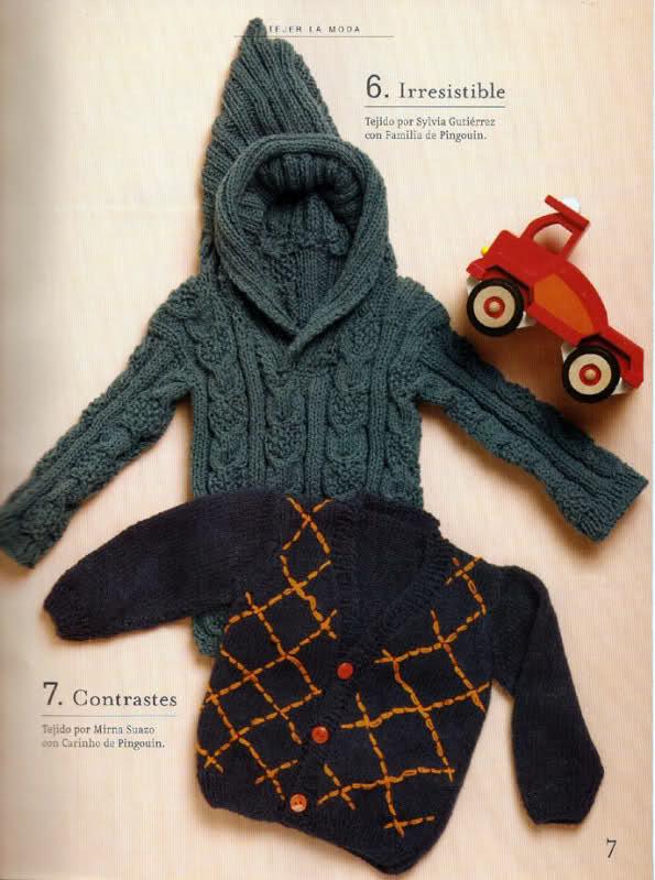 Otras chaquetitas de bebés (Para otoño-invierno)(Matilde) 4lllsn