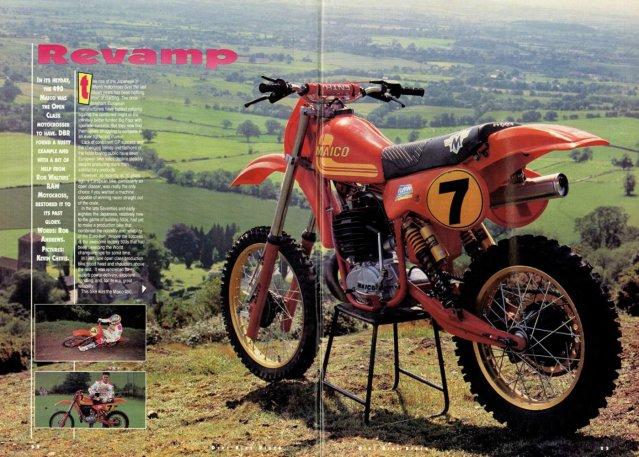 Maico 490. 4q2b5