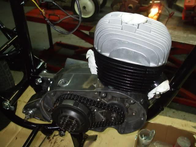 Restauración Bultaco Tralla 101 4sjlzs
