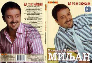 Miljan Miljanic - Diskografija 51og0