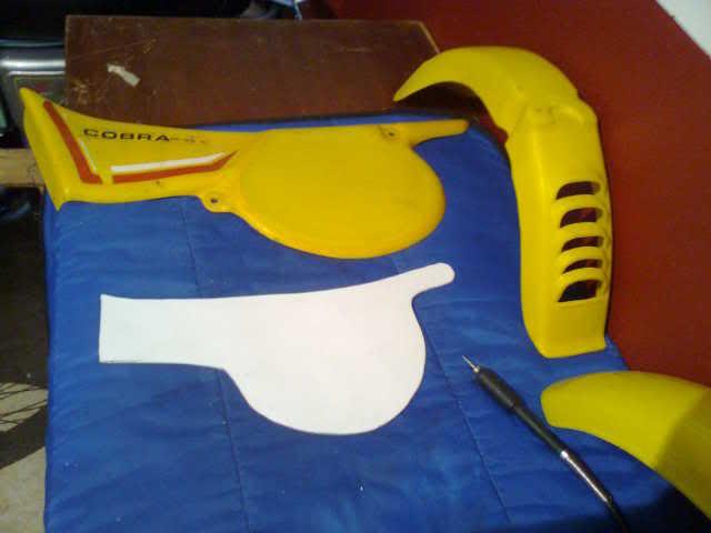 Replicas Puch Cobra M82C 5b1m2r