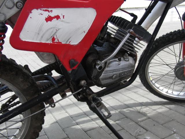 El Diablo Rojo, a reparar. 5mcz00