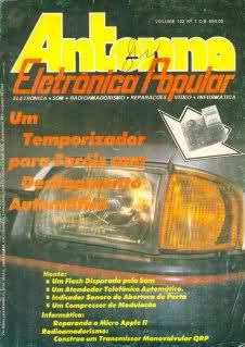 Revistas de Eletrônica Descontinuadas 5nstqc