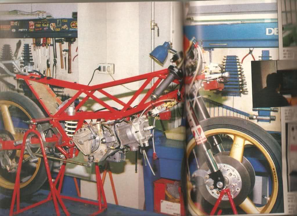 Fabricación de Derbi GP y JJ Cobas 125 5vrrd2
