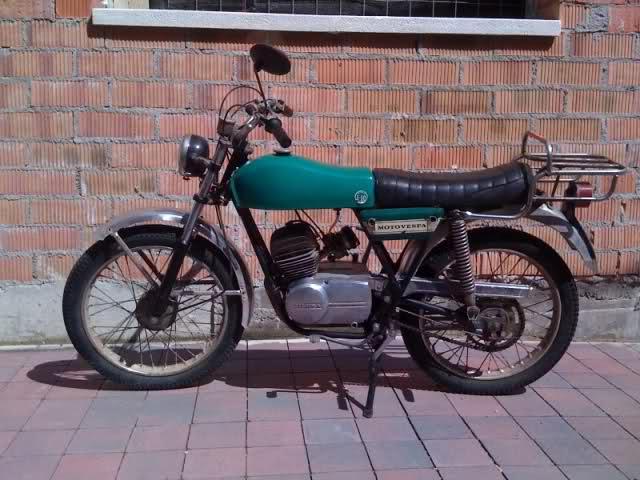 Motovespa Gilera 50 5xvfgj