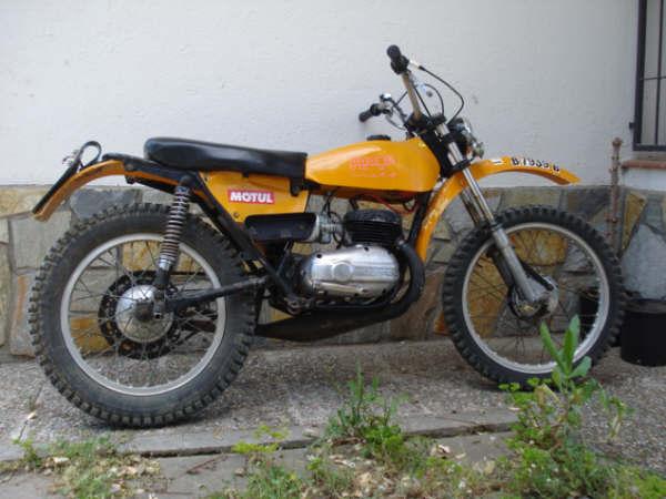 Bultaco Lobito Mk3 67k17b