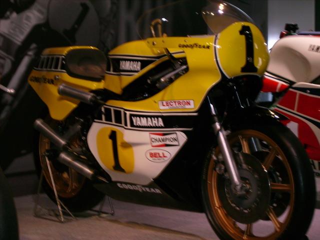 Museo Yamaha en Iwata 6fyxyg
