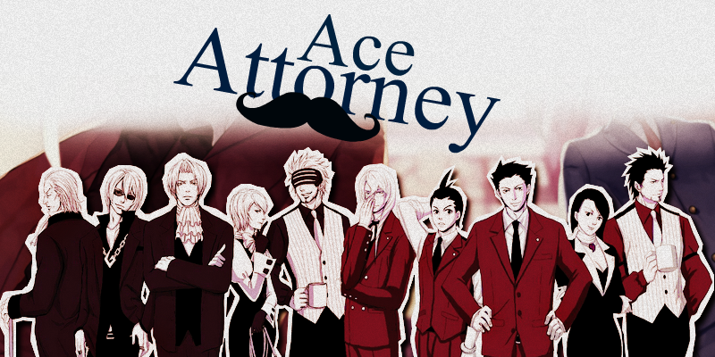 Ace Attorney Rol