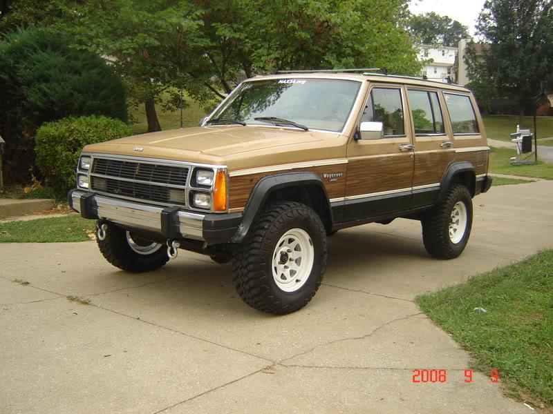 1990 Cherokee Wagooner 4.0  9huwz8