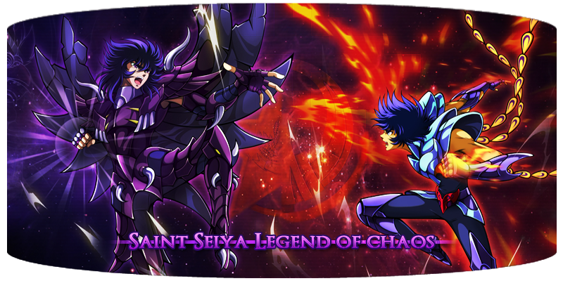 Saint Seiya Legend of Chaos