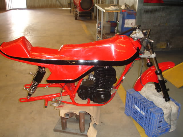 Montesa 250 cc. para circuito Dqq3qf