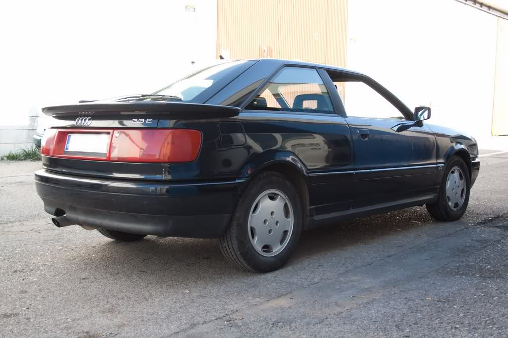 Audi Coupé B4 2.3E Esp6oy