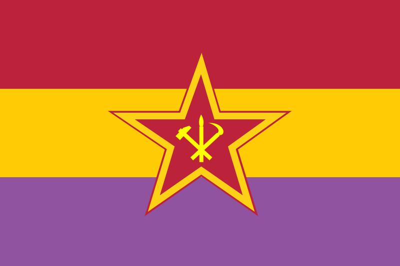 Fusión de banderas. Favccn
