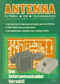Revistas de Eletrônica Descontinuadas Hwfnlx